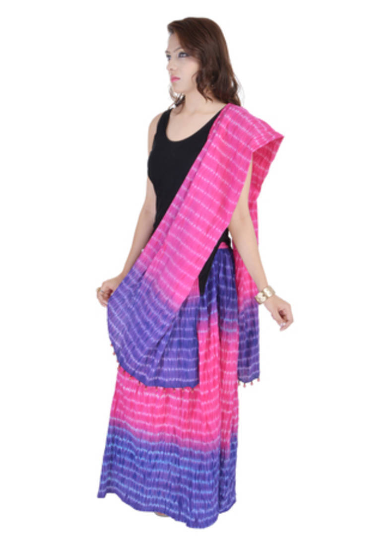 Buy tie dye skirt dupatta set online for Order tie dye roses online
