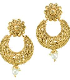 Buy Ethnic Indian Bollywood Jewelry Set Fashion Imitation Earrings danglers-drop online