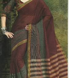 Buy COTTON SAREE - SONAKSHI cotton-saree online