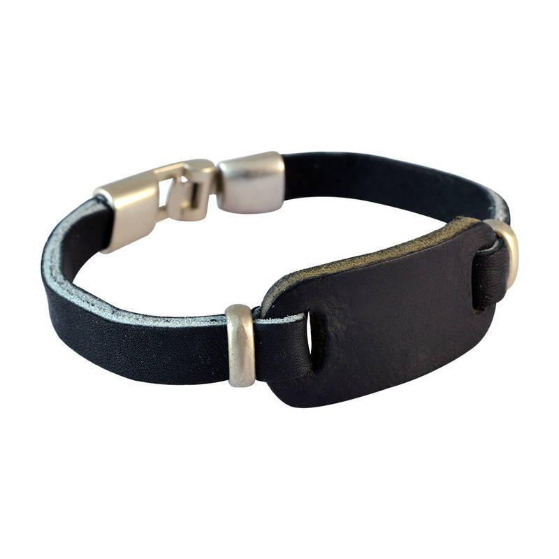 leather bracelet for men - photo #35