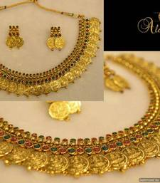Buy Traditional Necklace Set 3 Necklace online