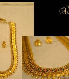 Buy Long Traditional Necklace Set 2 Necklace online