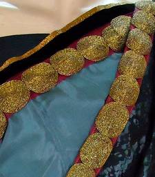 Buy Beautiful saree tussar-silk-saree online