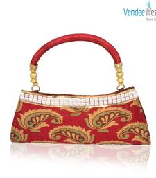 Buy Vendee Lifestyle Indian Party Handbag Clutch (7335) clutch online