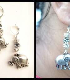 Buy Elephant parade Earrings danglers-drop online
