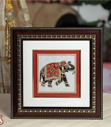 Buy Hand Painted Elephant Hanging other-home-accessory online
