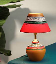 Buy Handcrafted terracota Lamp other-home-accessory online