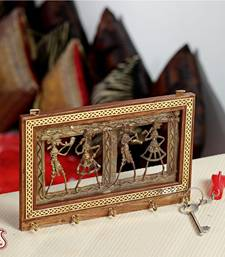Buy Diwali gifts online - Tribal motif five key holder  diwali-corporate-gift online