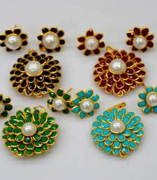 Buy Wholesale pack of 4 pacchi pendant set Pendant online