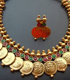 Buy Design no. 10b.898....Rs. 2000 necklace-set online