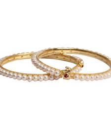 Buy PEARL BANGLE bangles-and-bracelet online