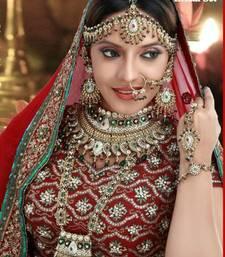 Buy Bridal Set Art No. 534 necklace-set online