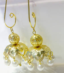 Gold Jhumkas shop online
