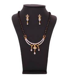 Buy wedding wear mangalsutra pendant set mangalsutra online