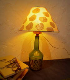 Buy Table Lamps - Green small table-lamp online