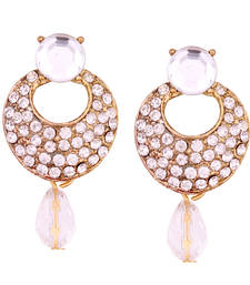 Buy White Diamond danglers-drops danglers-drop online