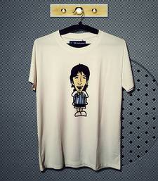 Buy Messi Polyester T-Shirt men-tshirt online
