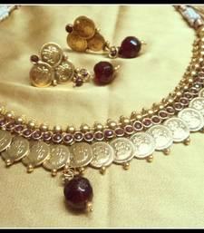 Buy laxmi  ginni set necklace-set online
