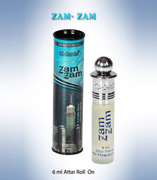 Buy AL NUAIM ZAM ZAM 6ML ROLL ON gifts-for-him online