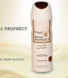 Buy AL NUAIM ROYAL PROPHECY 200ML PERFUME Deodorant gifts-for-her online