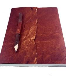 Buy Handmade Neem Pencil Pocket Diary office-opening-gift online