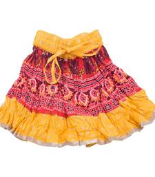 Buy Rajasthani Kids Beautiful Skirt skirt online