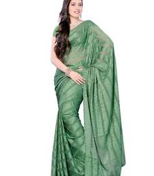 Buy Dainty Casual Wear Saree from DIVA FASHION- Surat georgette-saree online
