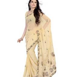 Buy Alluring Festival/Party Wear Designer Saree by DIVA FASHION- Surat georgette-saree online