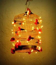Buy Bird Cage lights  other-home-accessory online