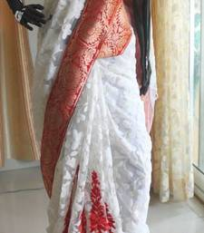 Buy Chandini net-saree online
