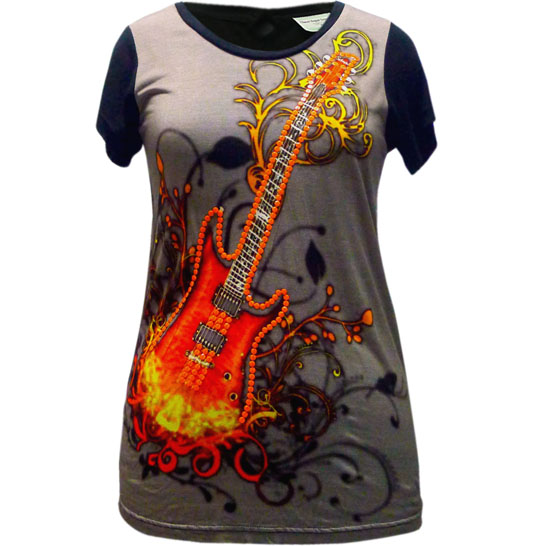 Buy digital printing sequence work t shirt online for Work t shirt printing