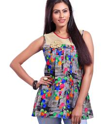 Buy Shree Casual Printed Top party-top online