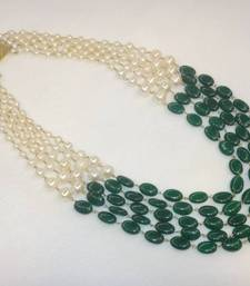 Buy Green Baadshah Necklace online