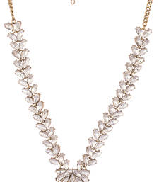 Buy Stud Encrypt Shine On Necklace Necklace online