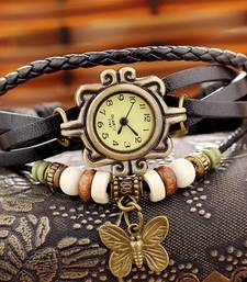 Buy Vintage Style Brown Casual Watch For Women gifts-for-her online