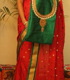 Buy Laal Sindoor wedding-saree online