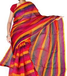 Buy tissue silk saree full length 6.3 mts tissue-saree online