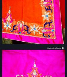 Buy Royal Peak Sari georgette-saree online