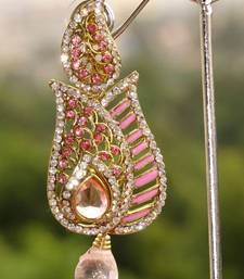 Buy Bollywood glitters danglers-drop online