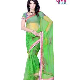 Buy Elysian Party/Festival Wear Saree by DIVA FASHION-Surat art-silk-saree online