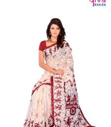 Buy Beauteous Party/Festival Wear Saree by DIVA FASHION-Surat brasso-saree online