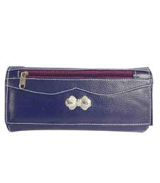 Buy Navy Blue and wallets wallet online