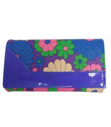 Buy Purple and wallets wallet online