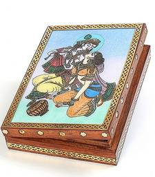 Buy Real Gem Stone Jewellery Box-011 jewellery-box online