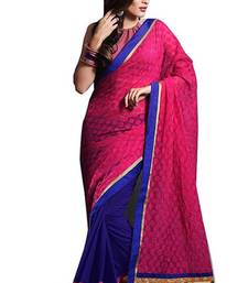 Buy Senseous saree perfect party wear saree banarasi-silk-saree online