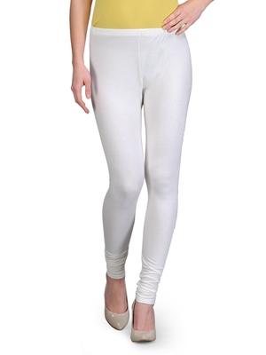 Cheap Plain White Leggings