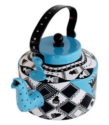 Buy Check mate hand painted kettle tea-kettle online