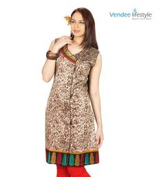 Buy Vendee Lifestyle latest collection kurti with latest design (K02-36) kurtas-and-kurti online