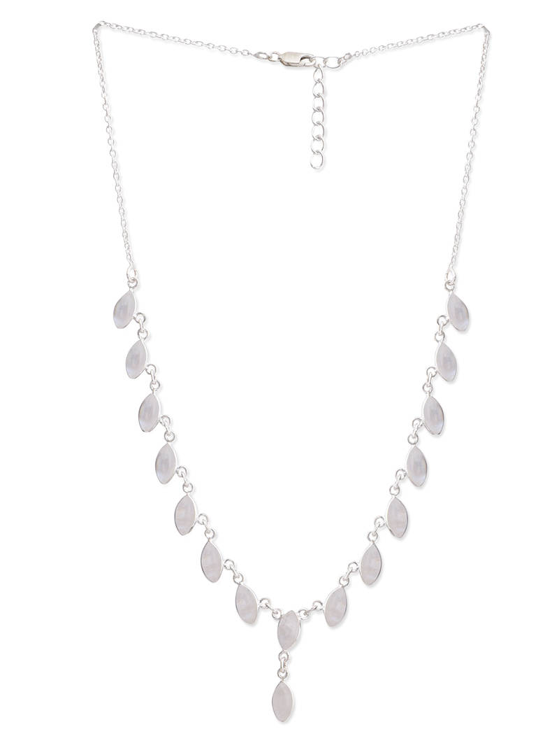 Buy Sterling Silver Necklace for women: Sophistication ...
