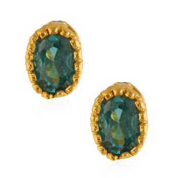 buy double kundan studds earrings for girls online